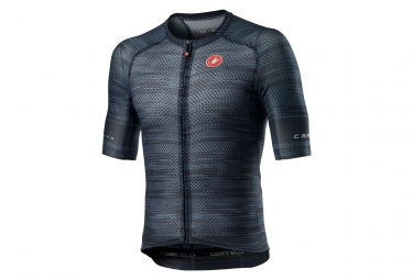 Castelli Climber'S 3.0 Short Sleeve Jersey Dark steel blue