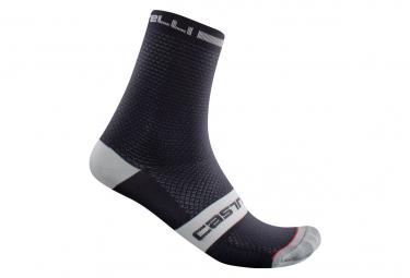 Paar Castelli Superleggera T 12 Socken Dunkelblau