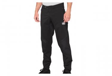 100% hydromatische schwarze Hose