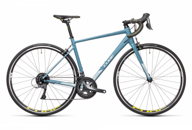 Cube Axial WS Women Road Bike Shimano Claris 8S 700 mm Blue 2021