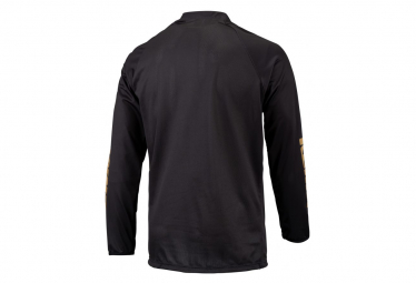 Maillot Manches Longues Kenny Havoc Noir / Or