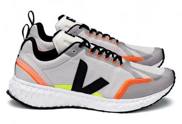 Chaussures de Running Femme Veja Condor Gris / Blanc