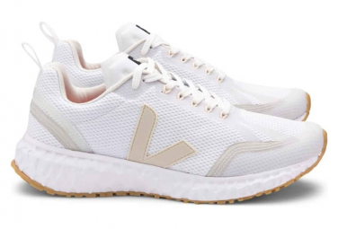 Chaussures de Running Femme Veja Condor Blanc / Gris