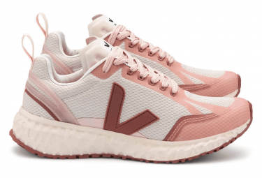 Chaussures de Running Femme Veja Condor Blanc / Rose