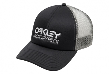 Gorra Oakley Factory Pilot Negro