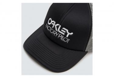 Casquette Oakley Factory Pilot Noir