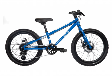 SCAMP Tallfox 20 'Shimano 8V Childrens Bike Blue