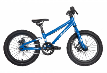 SCAMP Medfox 16 '' Childrens Bike Blue