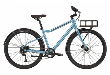 Cannondale Treadwell EQ Fitness Bike Shimano Altus 9S 650b Alpine Blue