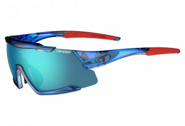 Image of Lunettes tifosi aethon 3 verres crystal blue bleu