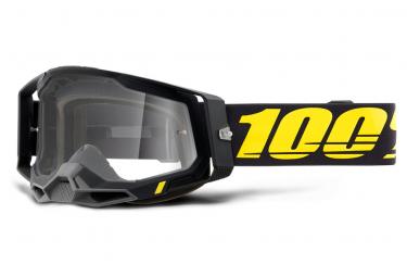 Masque 100% Racecraft 2 Arbis Verre Transparent