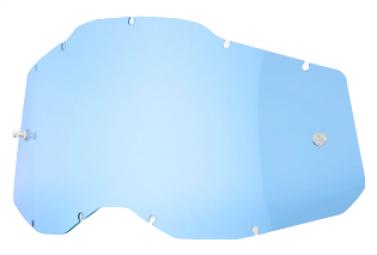Ecran de remplacement 100% Racecraft2/Accuri2/Strata2 | Verres Bleus