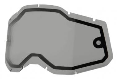 Ecran de remplacement 100% Racecraft2/Accuri2/Strata2 | Dual Pane Smoke