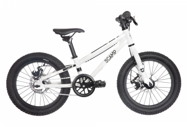 SCAMP Medfox 16 '' Children's Bike White