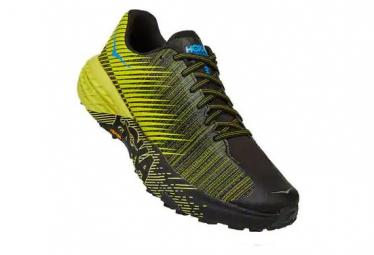 Hoka Evo Speedgoat Trail Shoes Yellow / Black