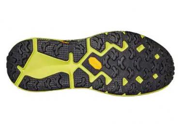 Chaussures de Trail Hoka One One Evo Speedgoat Jaune / Noir