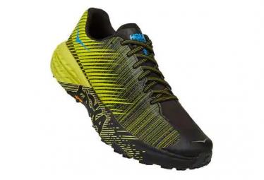 Chaussures de Trail Femme Hoka One One Evo Speedgoat Jaune / Noir
