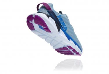 Chaussures de Running Femme Hoka One One Elevon 2 Bleu / Bleu