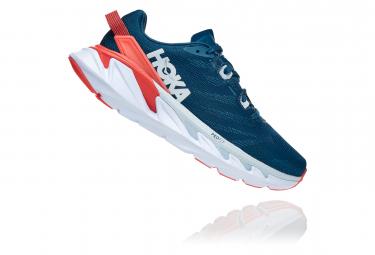 Chaussures de Running Femme Hoka One One Elevon 2 Bleu / Rouge