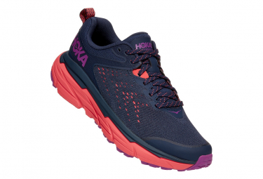 Chaussures de Trail Femme Hoka One One Challenger ATR 6 Violet / Rouge