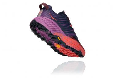 Chaussures de Trail Femme Hoka One One SpeedGoat 4 Violet / Rose