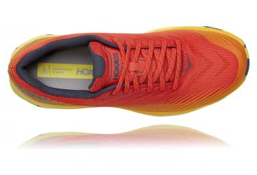Chaussures de Trail Hoka One One Torrent 2 Orange / Jaune