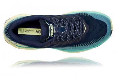 Chaussures de Trail Femme Hoka One One Torrent 2 Bleu / Bleu