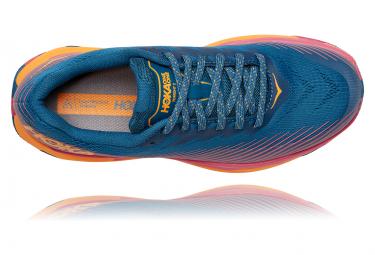 Chaussures de Trail Femme Hoka One One Torrent 2 Bleu / Orange