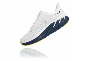 Chaussures de Running Hoka One One Clifton 7 Blanc / Bleu