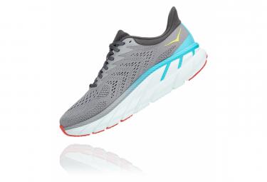 Chaussures de Running Hoka One One Clifton 7 Gris / Multi-couleur