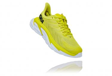 Zapatos Para Correr Hoka Clifton Edge Clean Energy Amarillo Para Mujer 40 2 3