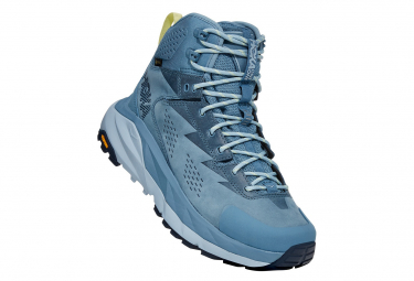 Zapatos De Senderismo Hoka Kaha Gtx Azul 41 1 3