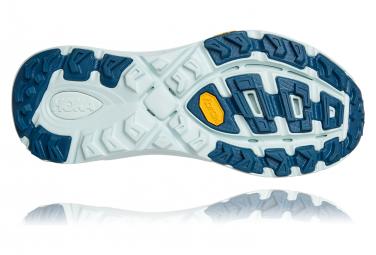 Chaussures de Trail Femme Hoka One One Mafate Speed 3 Bleu / Rose