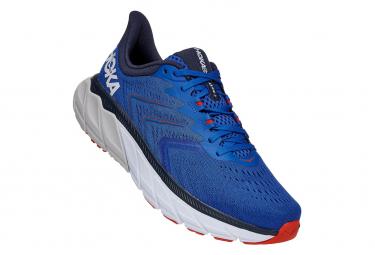 Zapatillas Hoka Arahi 5 Azul Para Correr 40