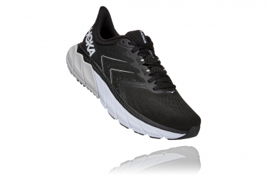 Zapatillas Mujer Hoka Arahi 5 Large D Negro   Blanco 43 1 3