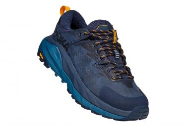 Chaussures de Trail Femme Hoka One One Kaha Low Bleu / Bleu