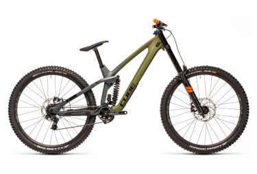 Full Suspension MTB Cube Two15 HPC SL Sram GX DH 7S 29'' 2021