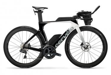 Cervélo P-SE Disc Shimano Ultegra Di2 11S Triathlon Bike Black / White
