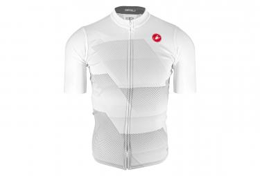 Castelli Squadra Kurzarmtrikot Limited Edition Weiß