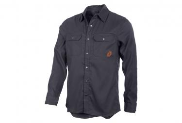 Chemise Manches Longues Loam Jack O'Neal Loam Jack Shirt gray