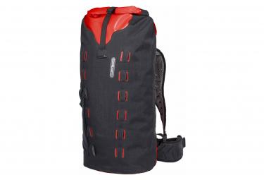 Sac à Dos Ortlieb Gear-Pack 40L Noir Rouge