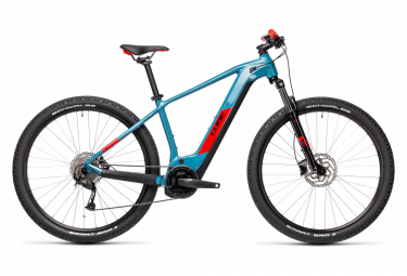 Electric Hardtail Cube Reaction Hybrid Performance 625 29 Shimano Alivio 9S 29'' 2021