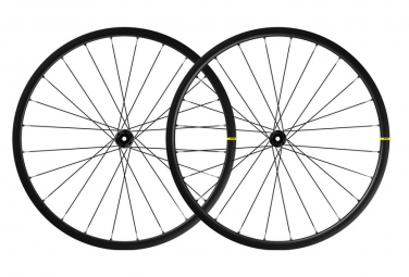Set di ruote Mavic Ksyrium S Disc 700c | 12x100 - 12x142mm | Centerlock 2021