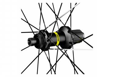 Juego de ruedas Mavic Ksyrium S Disc 700c | 12x100 - 12x142mm | Centerlock 2021