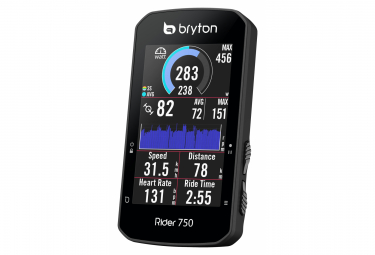 BRYTON Compteur GPS Rider 750E (sans capteur)