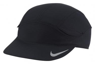 Gorra Nike Dri-Fit Tailwind Fast negro
