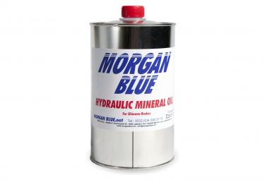 Huile Minérale pour Freins Hydrauliques Morgan Blue 1000 ml