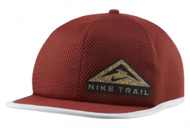 Casquette Nike Dri-Fit Pro Trail Rouge