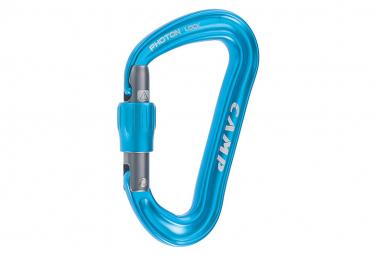 Carabiner Camp Photon Lock Blau