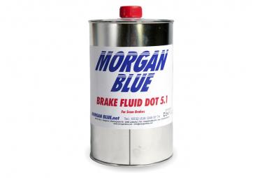 Huile pour Freins Hydrauliques Morgan Blue Brake Fluid 1000 ml
